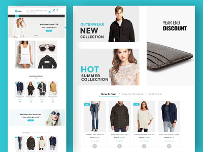 Ecomin - Responsive Ecommerce Html5 Template