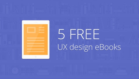 5 free UX design eBooks designers must read